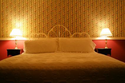 candlewick bedspread
