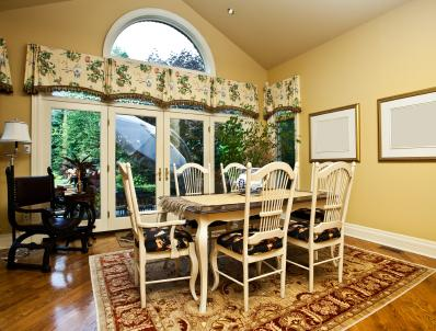 yellow kitchen valance. beautiful ideas. Home Design Ideas