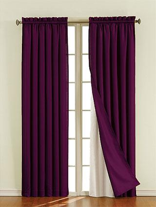 Sound Reducing Drapes