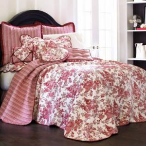 10 Great Floral King Size Bedding Options