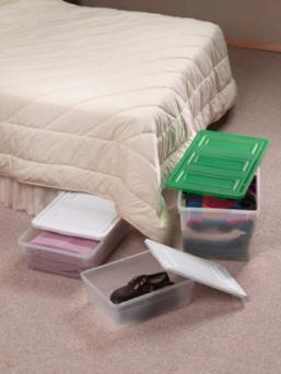Under Bed Storage Containers