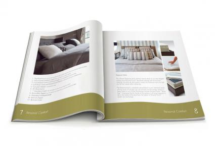 Bedding catalog