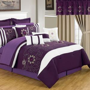 25-Piece Room-in-a-Bag Amanda Bedroom Set