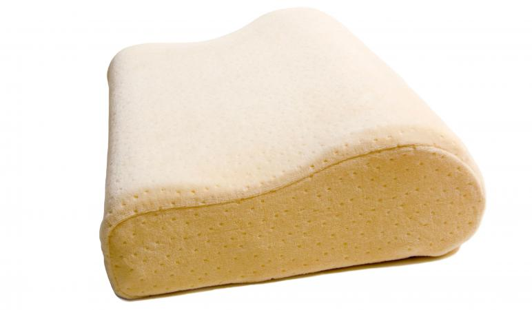 Memory Foam Contour Pillow