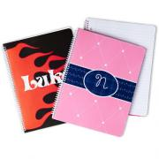Personalized School Notebooks for Kids