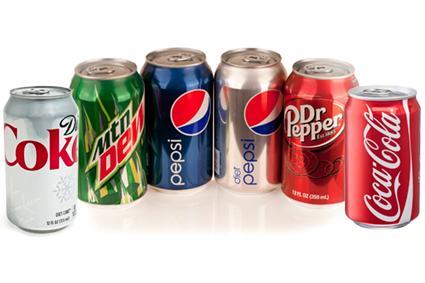 best selling sodas
