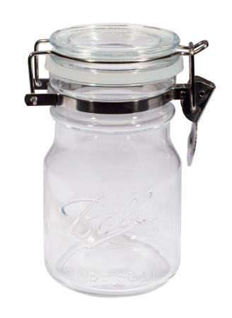 Ball Sure Seal Wire Bail Storage Jars