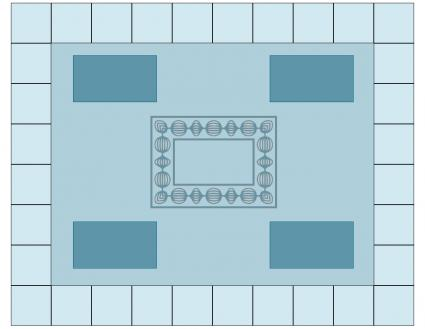 square game template