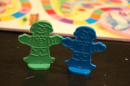 Candyland Game Pieces Template Candyland game character names