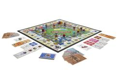 Cityville Monopoly game