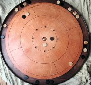 Crokinole Board from Crokinole World