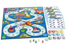 Jet-Boat Harbor: Short Vowels Game