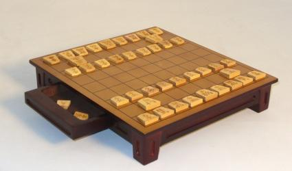 Shogi Deluxe Board Game