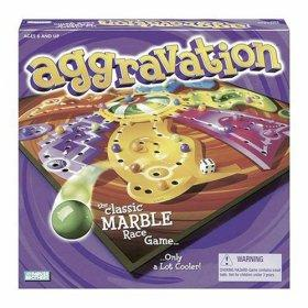 Aggravation is available online.