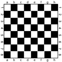 Chess Quadrants