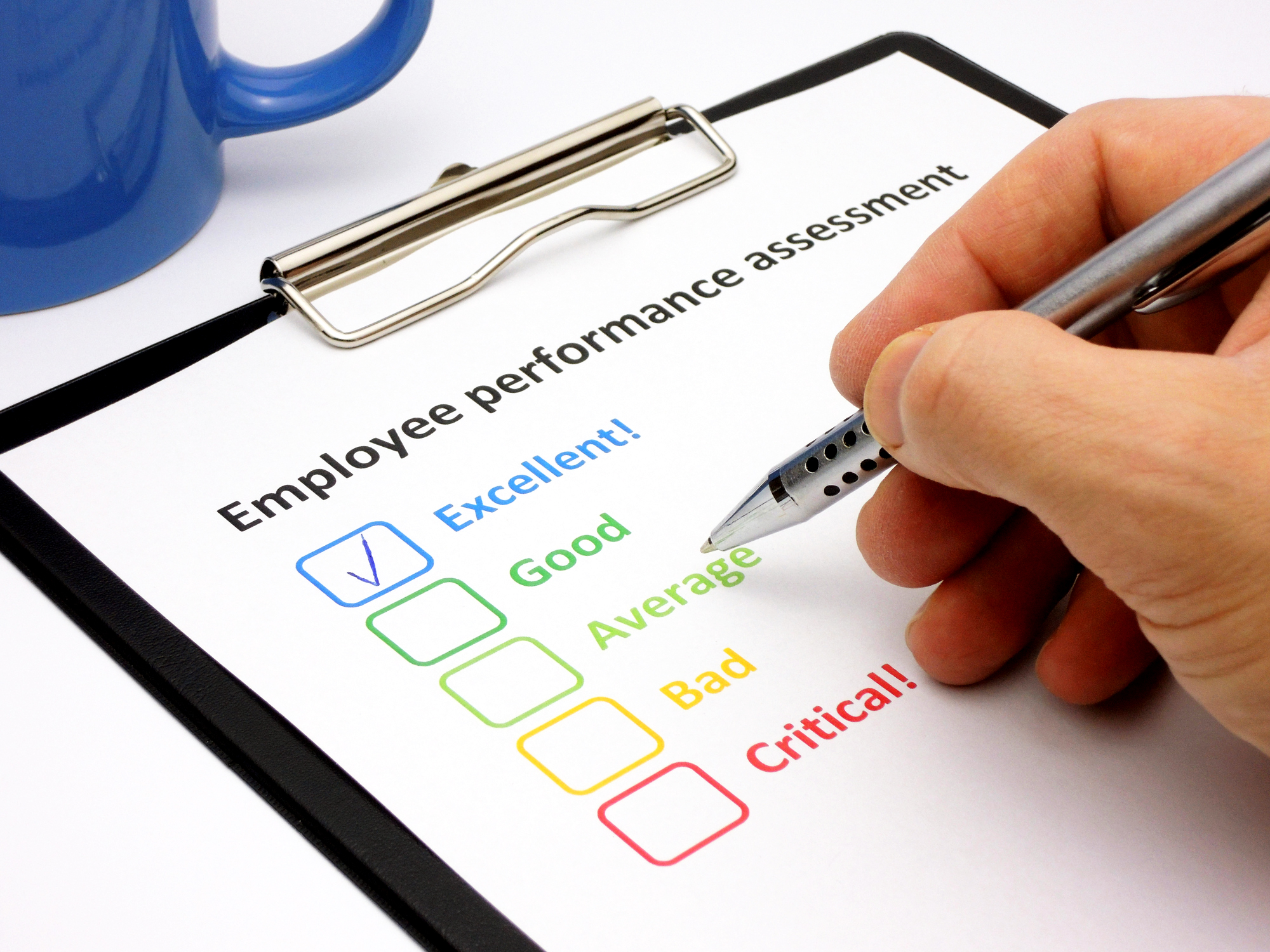 Free Examples of Employee Evaluations – Employee Review