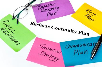 Activation Procedures for Business Continuity Plan – Business Continuity Plan