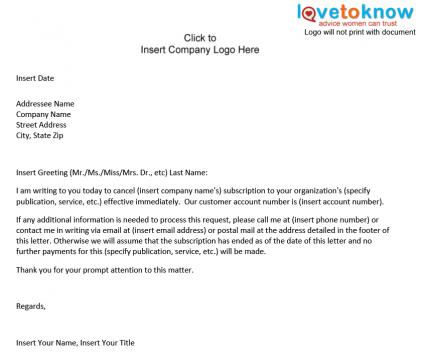 Business Agreement Letter Sample