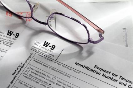 W-9 Form