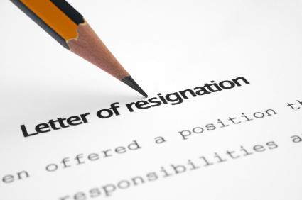 Writing an Internship Resignation Letter