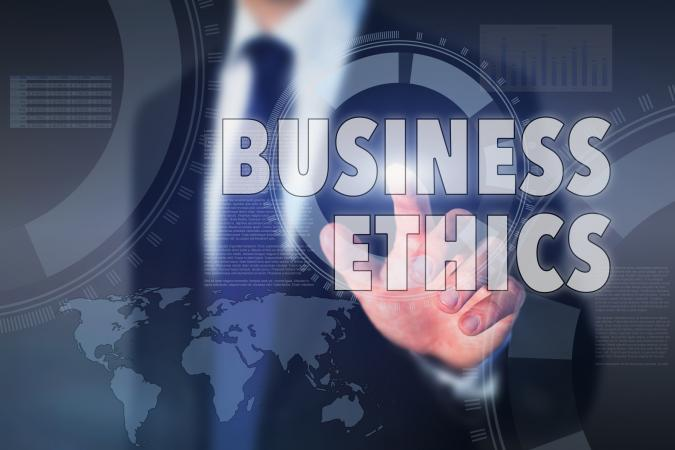 business ethics should always be practiced by the management of an organization Social responsibilities of business organization the more the changes in economic growth of business the more society expects from that organization the equation should always balance as the ownership and management of business have been separated.
