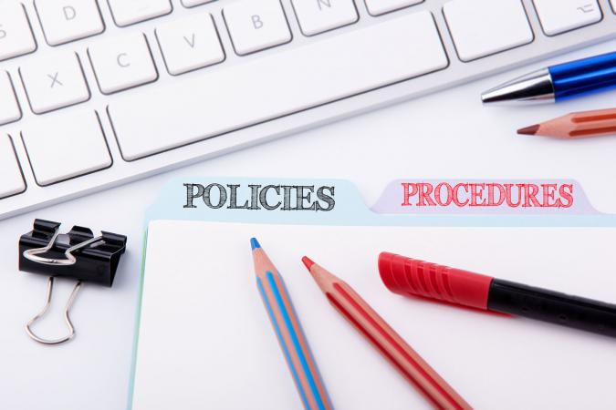 Free Samples of Policies and Procedures – Free Office Procedures Manual Template