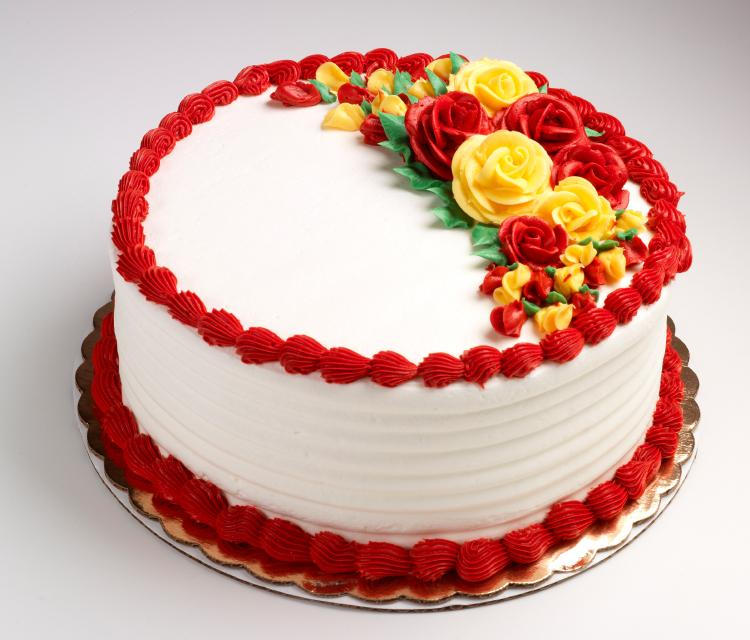Easy Buttercream Cake Decorating Ideas : Gallery of Cake Designs [Slideshow]