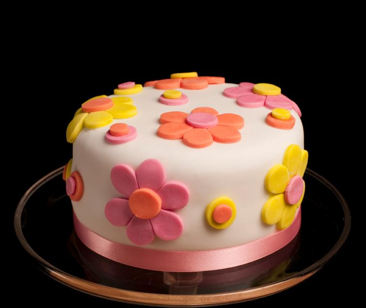 Simple Cake Designs With Fondant : Gallery of Cake Designs [Slideshow]