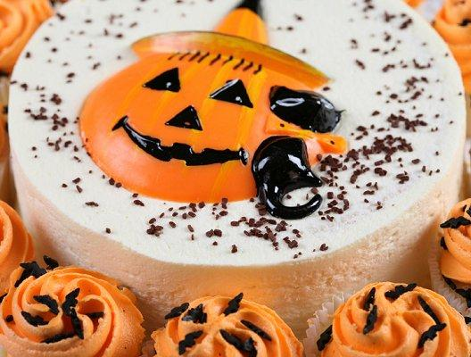 halloween cake designs - Halloween Cake Decoration Ideas