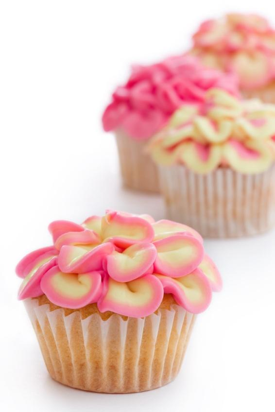 Cupcake Decorating Ideas Chocolate Frosting