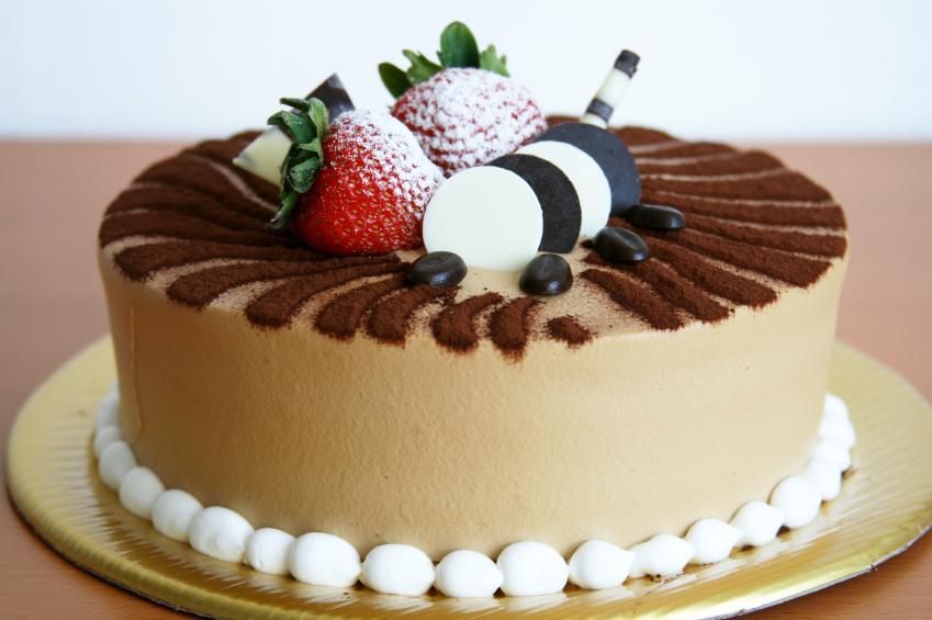 How To Make Chocolate Concrete Cake