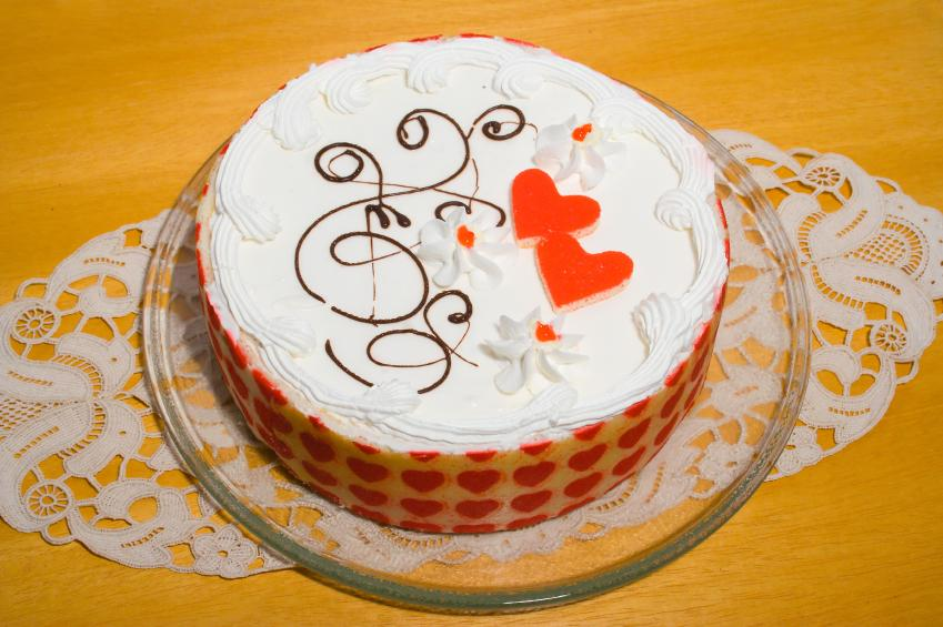 Valentine Cake Decorations Design : Valentines Day Cake Pictures [Slideshow]