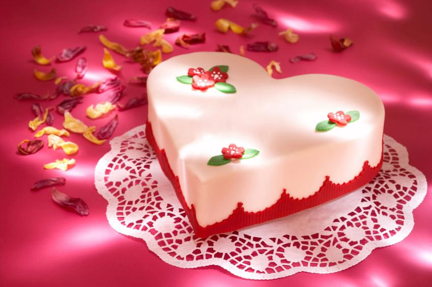 Valentine S Day Cake Images : Valentines Day Cake Pictures [Slideshow]