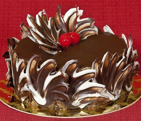 Creative Chocolate Cake Decorating Ideas : Different Cake Designs [Slideshow]