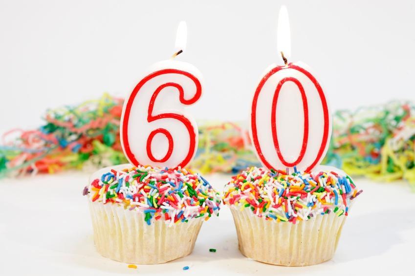 60th Birthday Cake Ideas Slideshow