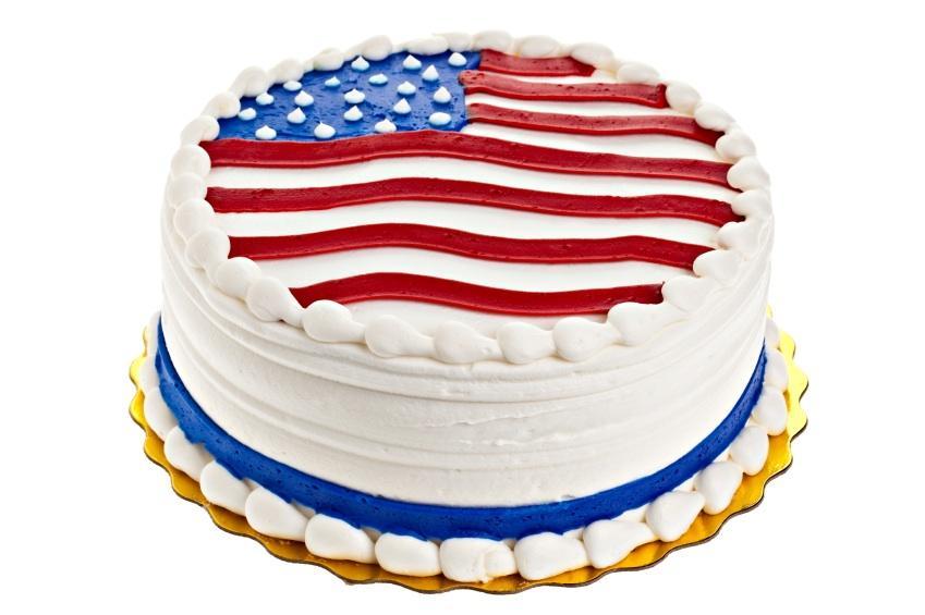 patriot cake