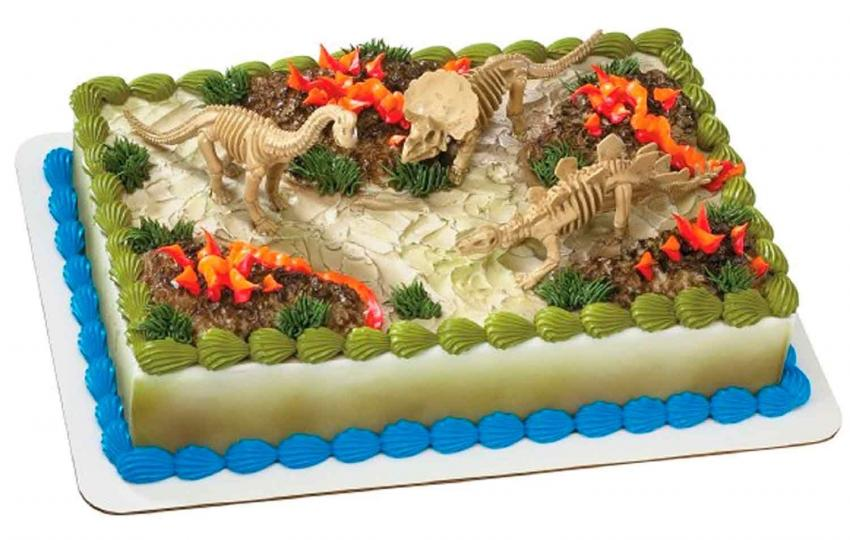 Dinosaur Cake Designs [Slideshow]