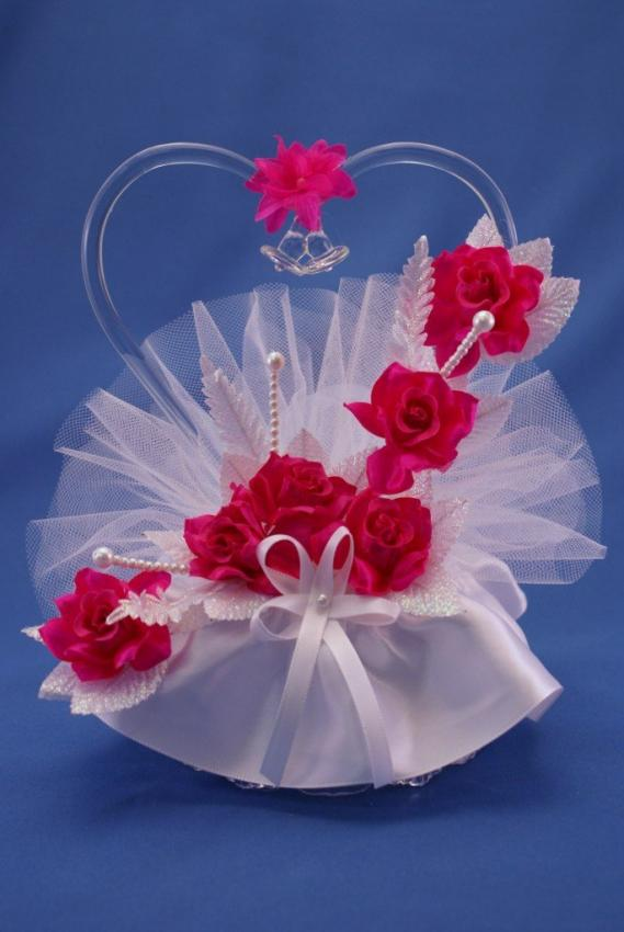 romantic hearts cake topper slideshow