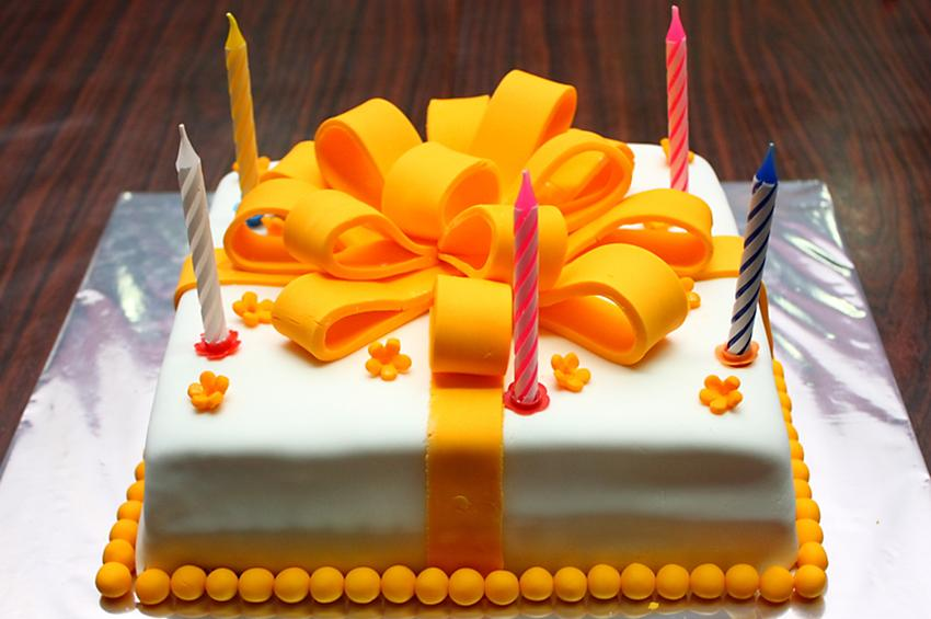 Birthday Cake Images And Msg : 60th Birthday Cake Ideas [Slideshow]