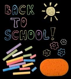 Back to School theme