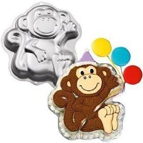 Monkey cake page
