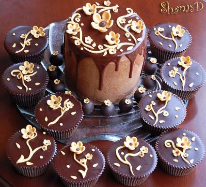 Chocolate Ganache Icing LoveToKnow