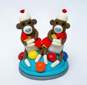 SpiritMama cake topper