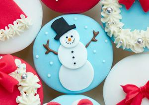 Christmas Cupcakes Decorating Ideas