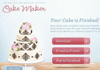 design wedding cake online wedding cake flavors
