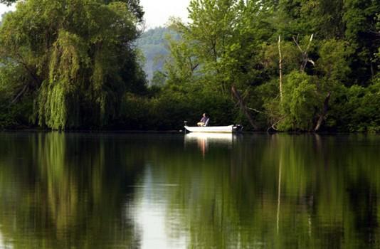 Ohio state campgrounds slideshow for Buckeye lake fishing