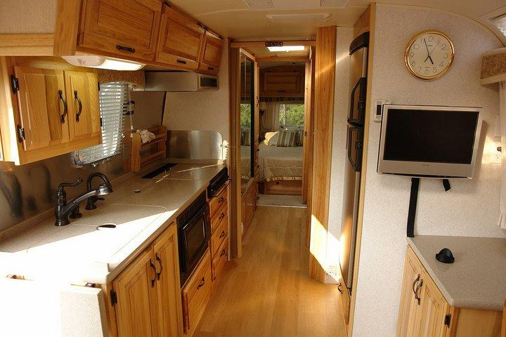 Airstream Trailer Floor Plan Pictures Slideshow