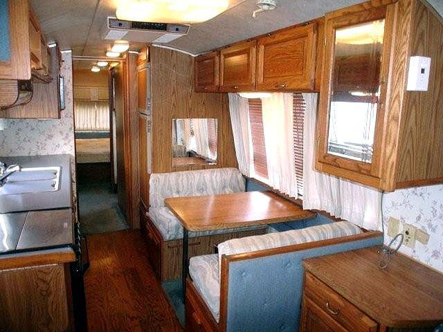 Airstream Trailer Floor Plan Pictures Slideshow