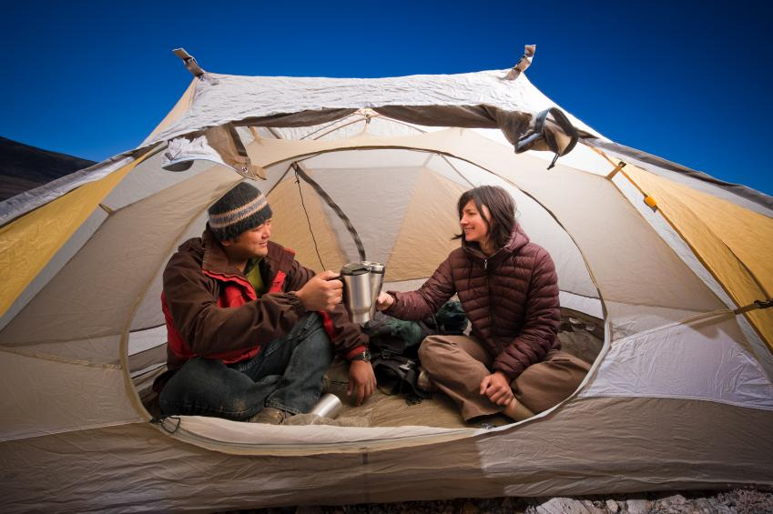 Winter Tent Camping Tips [Slideshow]
