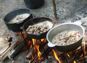 Metal Camping Cookware
